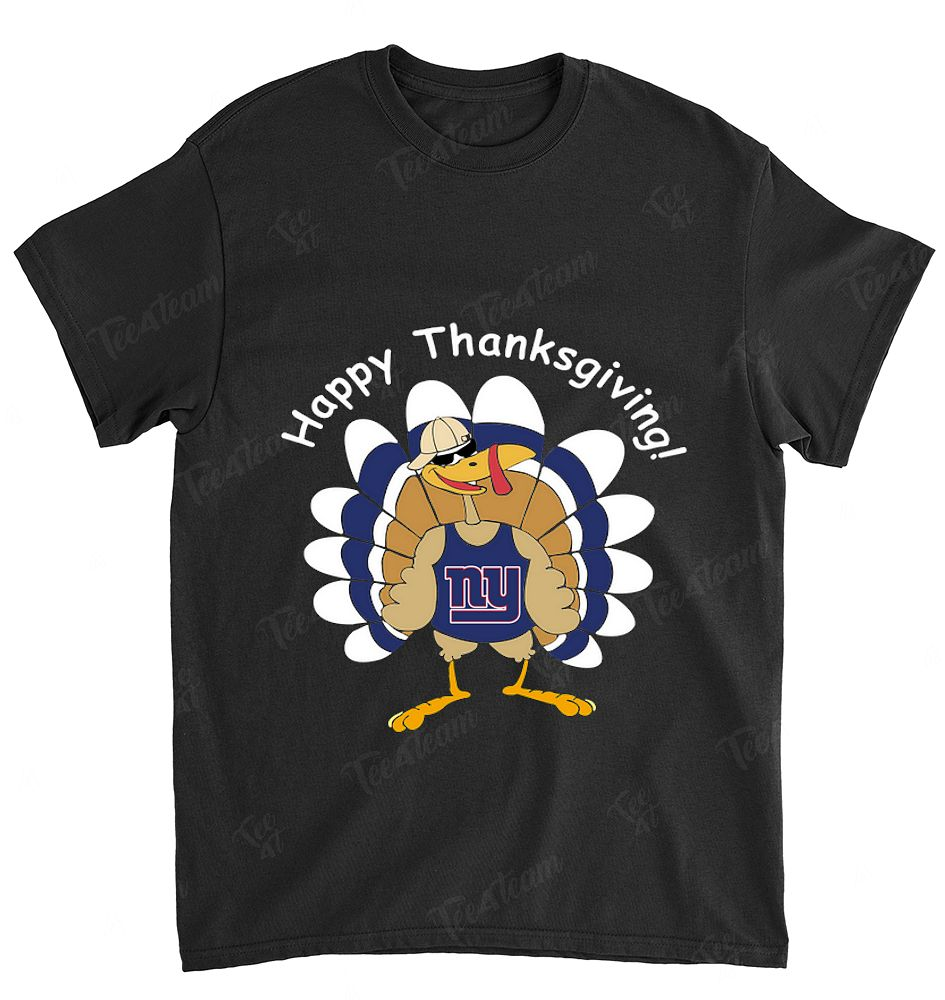 NFL New York Giants 112 Happy Thanksgiving