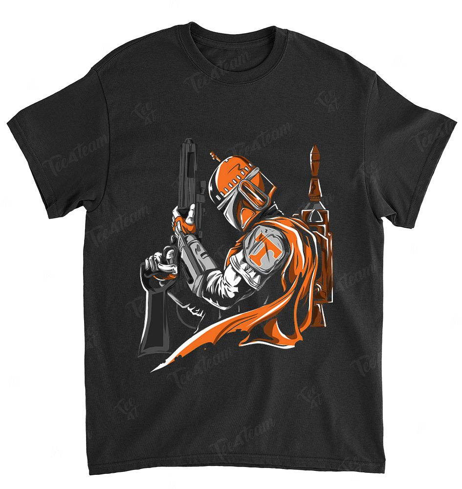 NCAA Tennessee Volunteers 030 Boba Fett Star Wars