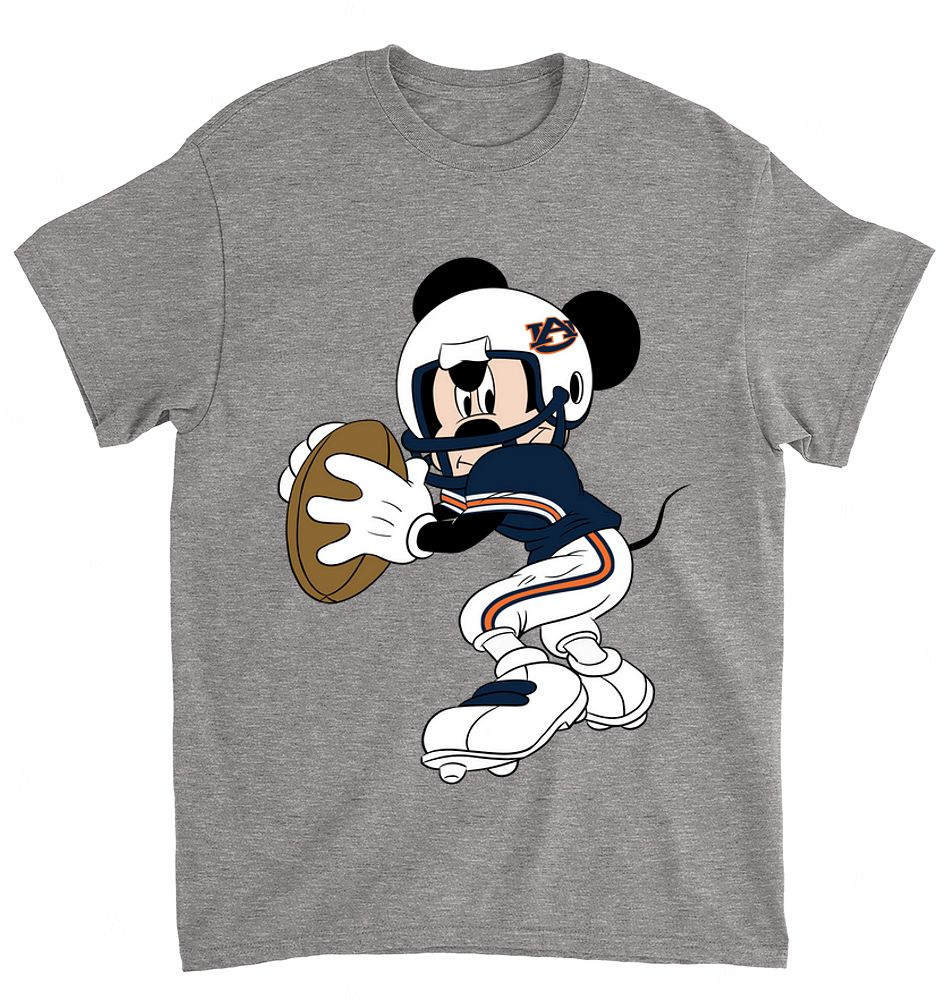 NCAA Auburn Tigers 053 Mickey Mouse Walt Disney