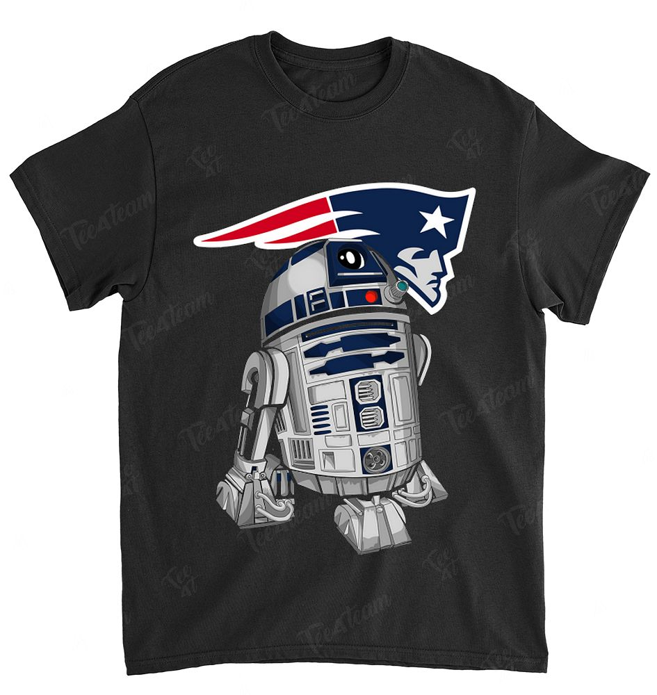 sale retailer 7348b 75abe NFL New England Patriots 031 R2d2 Star Wars