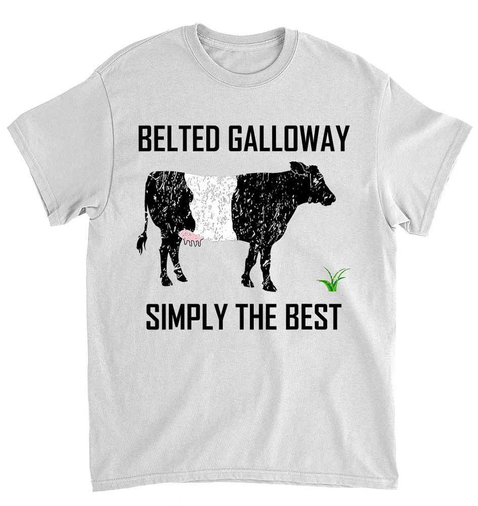Belted Galloway Simply The Best Vintage