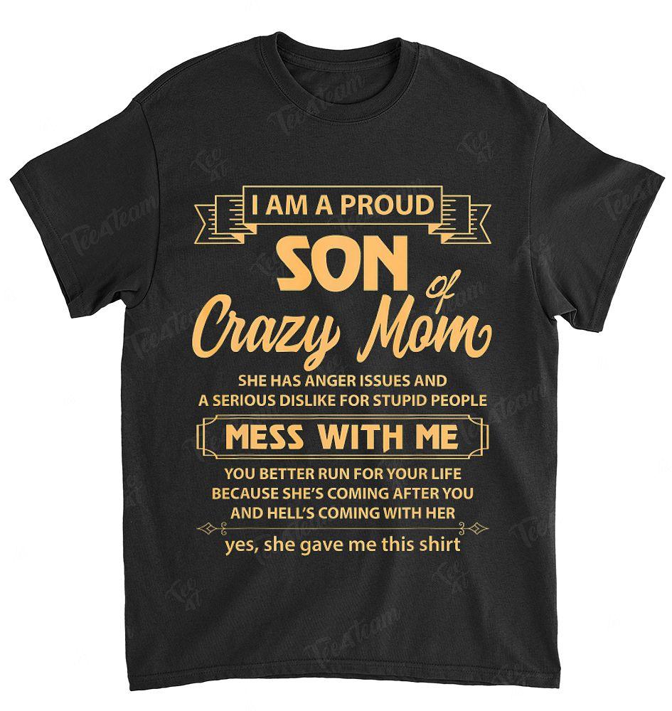 Mom crazy Crazy mom?